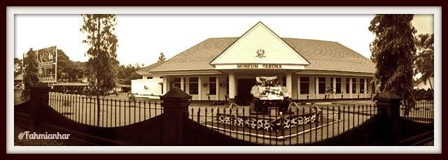 6 Museum Kota Magelang Destination Taruna Abdul Jalil Kompleks Akmil