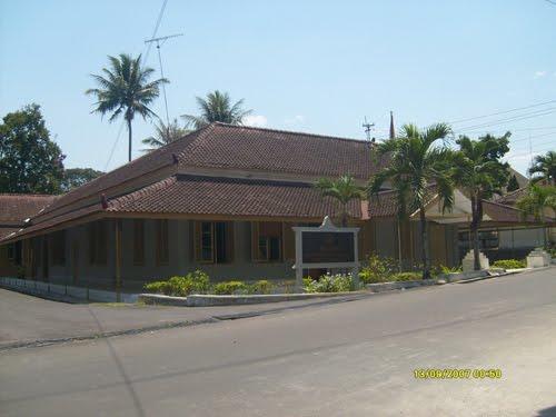 Daftar Bangunan Pusaka Kota Magelang 02 Borobudurlinks Hal Menandakan Sejak