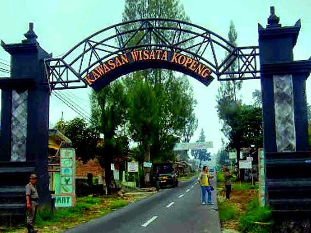 Daftar Tempat Objek Wisata Magelang Jawa Tengah Info Seputar Museum