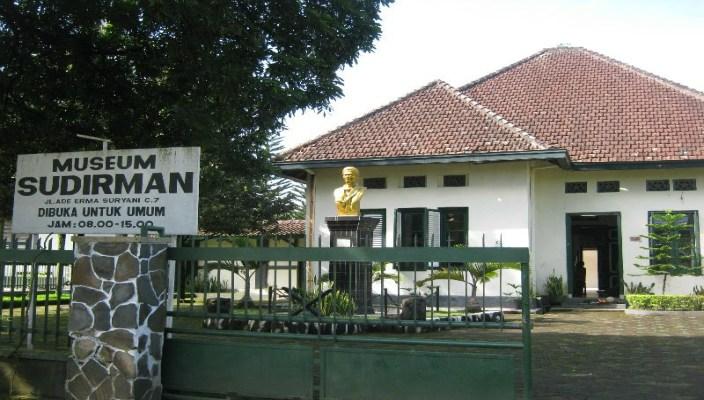 Informasi Tentang Museum Magelang Online Wisata Jenderal Sudirman Bumiputera 1912