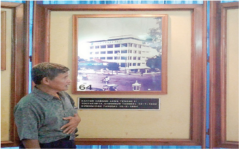 Magelang Kota Museum Dinas Kebudayaan Bumiputera 1912 Kab