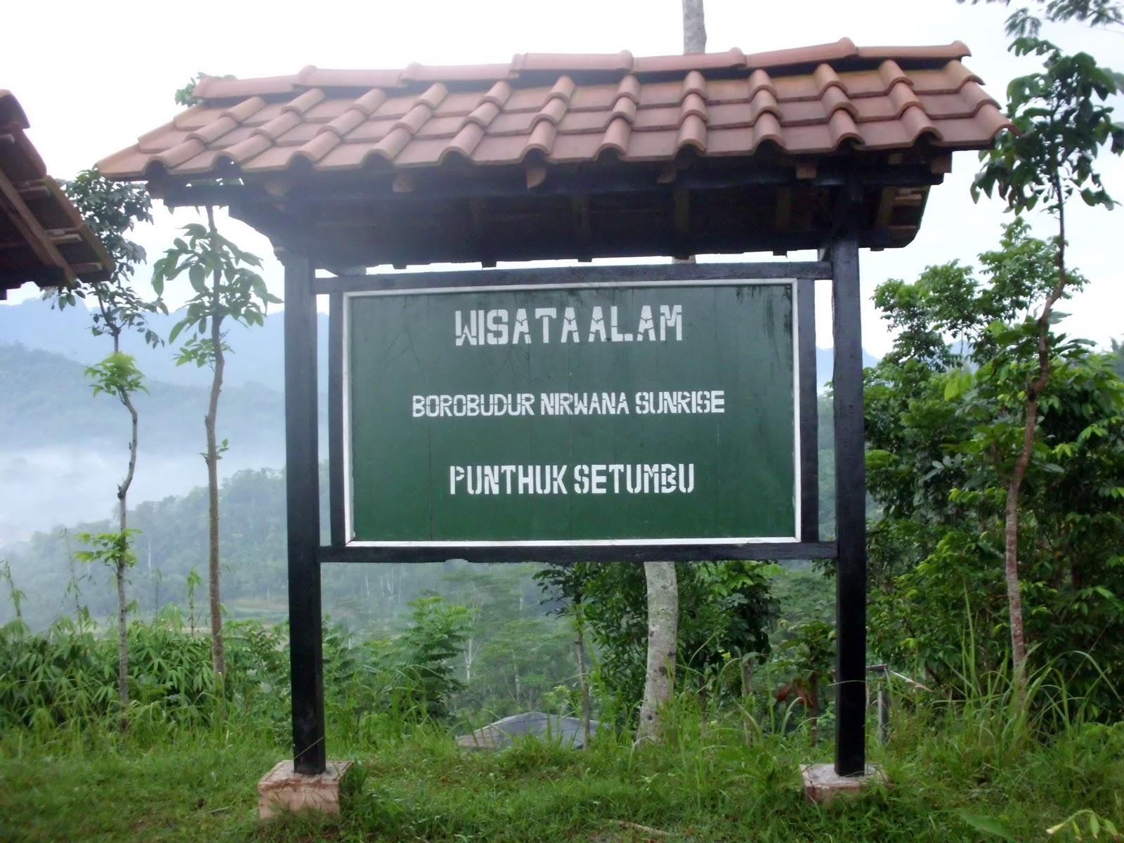 Magelang Wisata Yogyakarta Part 4 Punthuk Setumbu Menikmati Sisi Lain
