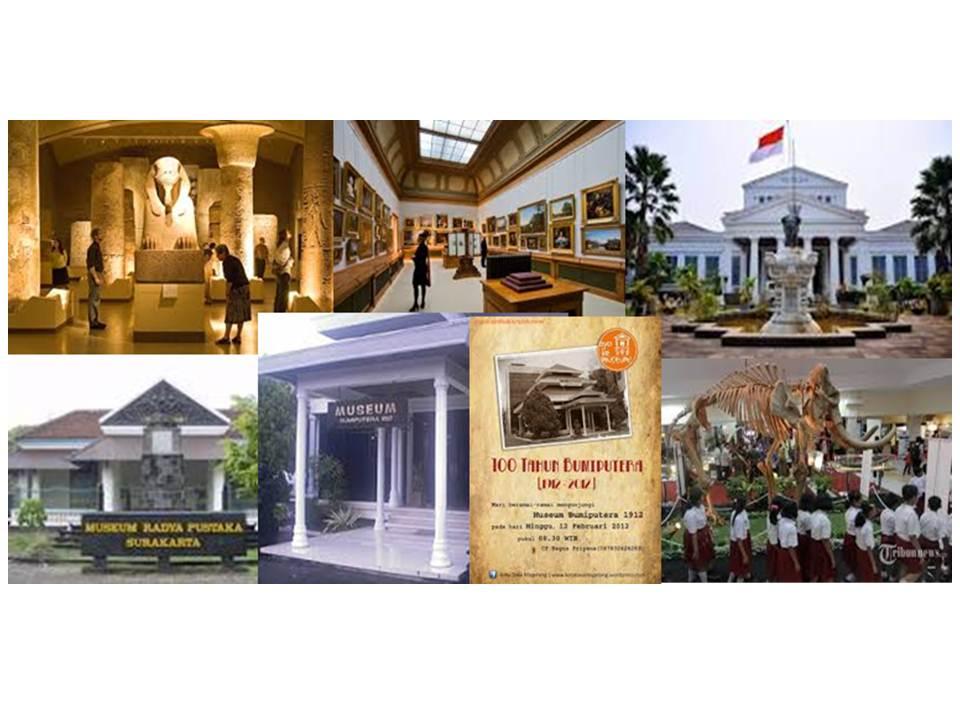 Museum Bumiputera 1912 Definisi Menurut Icom International Council Museums Sebagai
