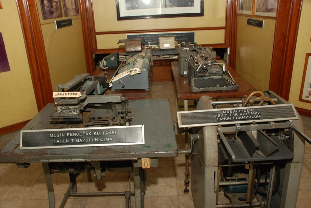 Museum Bumiputera 1912 Java Perjalanan Berada Kota Magelang Singgahlah Terletak