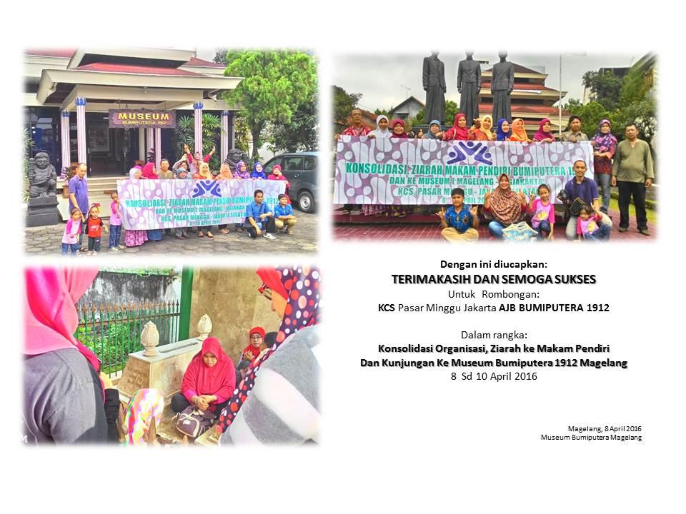Museum Bumiputera 1912 Terimakasih Semoga Sukses Diposting Oleh Kab Magelang