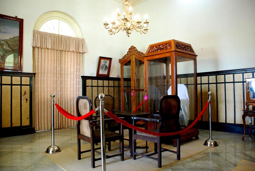 Museum Pangeran Diponegoro Java Post Navigation Bumiputera 1912 Kab Magelang