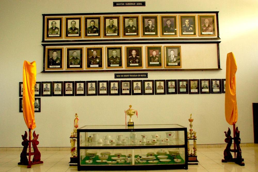 Museum Taruna Abdul Jalil Java Salah Satu Fasilitas Pendidikan Secara