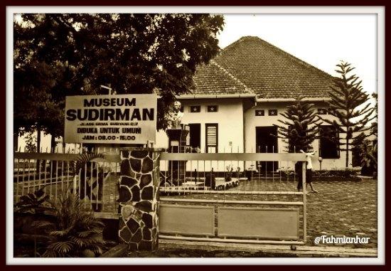 6 Museum Kota Magelang Destination Sudirman Diponegoro Kab