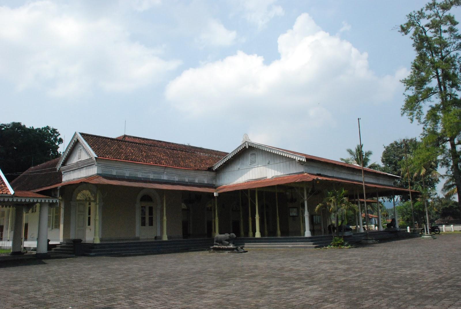 Dinas Pemuda Olahraga Kebudayaan Pariwisata Kota Magelang Museum Pangeran Diponegoro