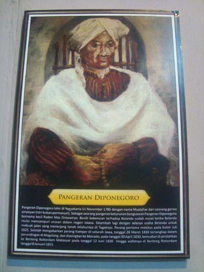 Gema Perjuangan Pameran Museum Diponegoro Kab Magelang