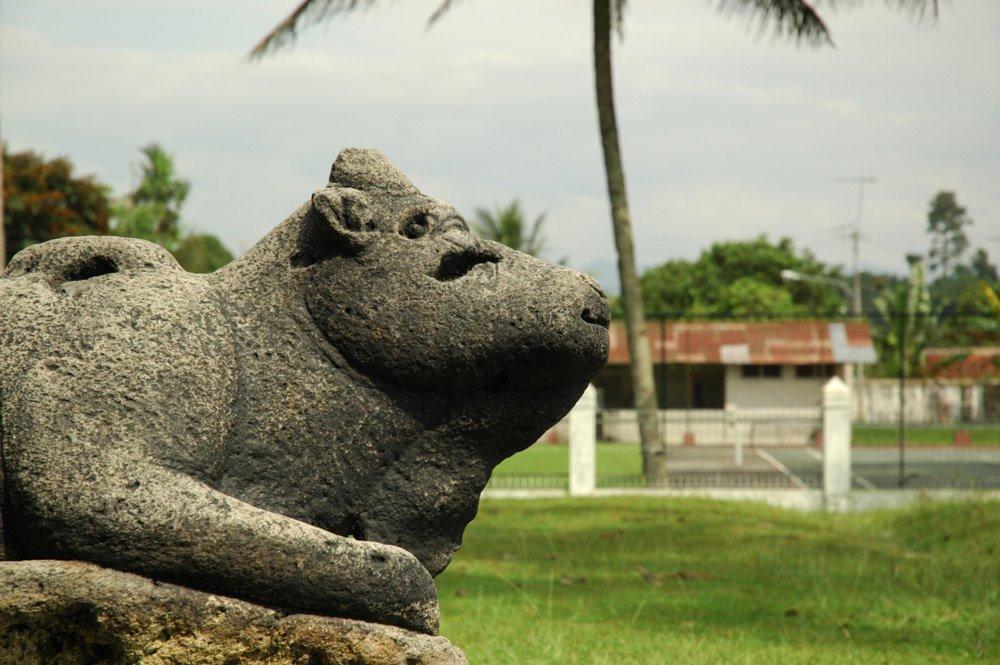Jalan Pangeran Diponegoro Jawa Tengah Mapio Net Statue Museum Kab