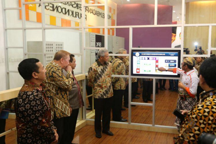 Jawa Tengah Merdeka Museum Bpk Ri Lebih Keren Gubernur Ganjar