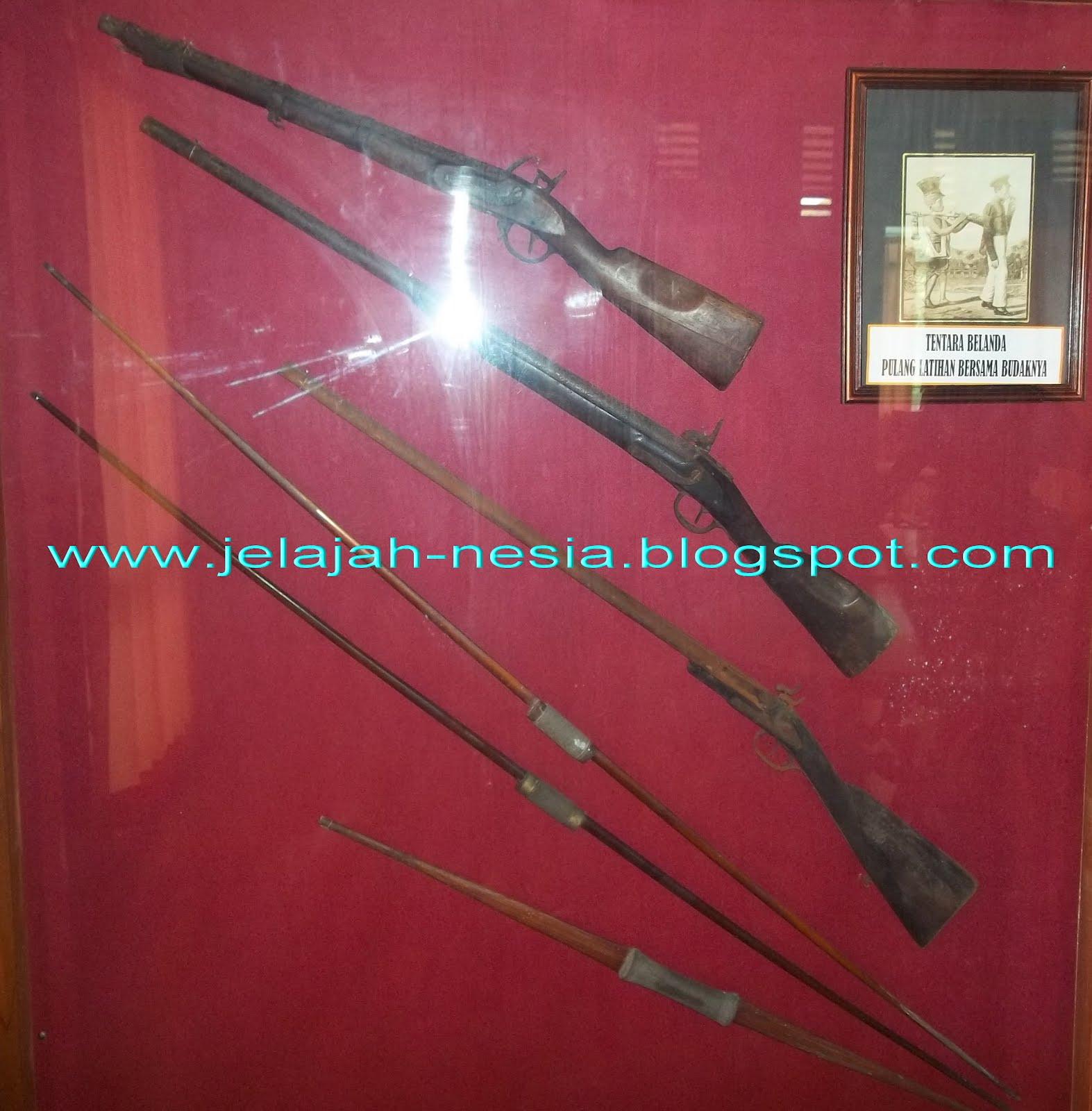 Jejak Sejarah Pangeran Diponegoro Yogyakarta Oleh Heri Agung Ketika Perang