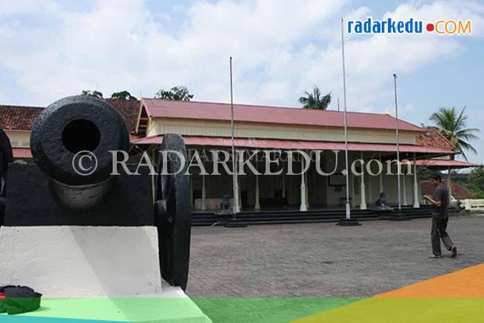 Komitmen Pelestarian Cagar Budaya Dipertanyakan Radarkedu Tersembunyi Museum Pangeran Diponegoro