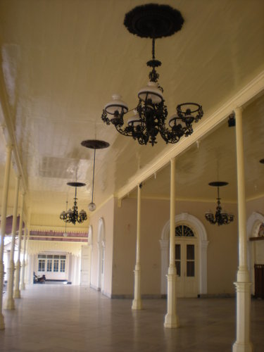 Magelang Museum Diponegoro Puri Kediaman Pangeran Tegal Rejo Kab