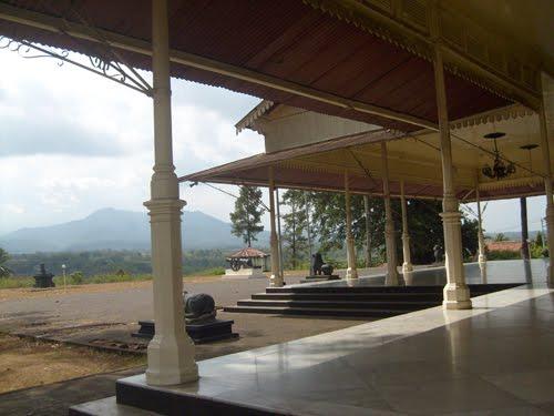 Magelang Museum Diponegoro Terletak Karesidenan Bagian Barat Laut Kota Meskipun