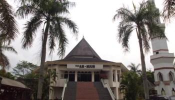 Masjid Langgar Agung Diponegoro Magelang Online Nuur Sawitan Museum Kab
