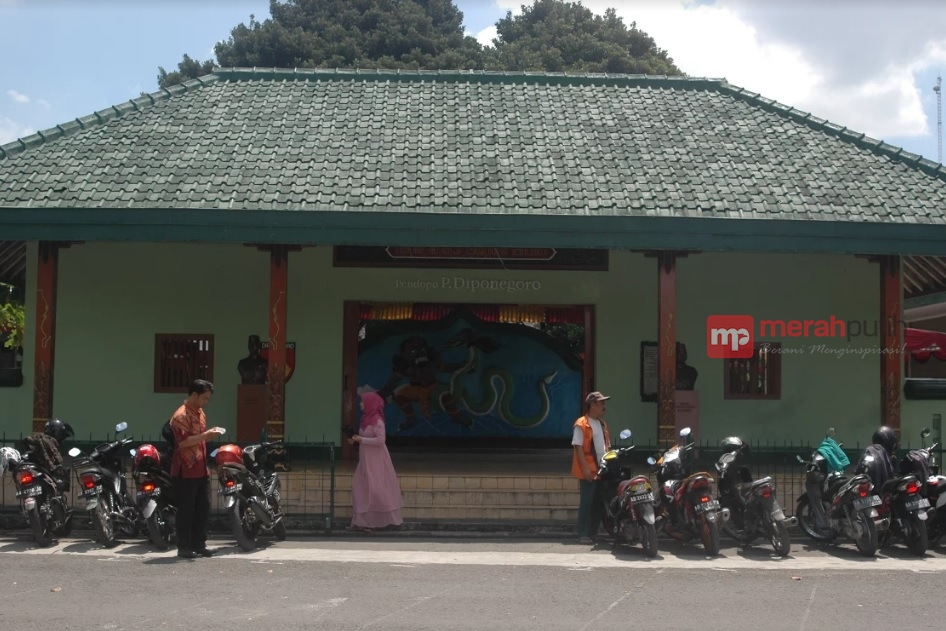 Menelisik Sejarah Pangeran Diponegoro Museum Sasana Wiratama Kab Magelang