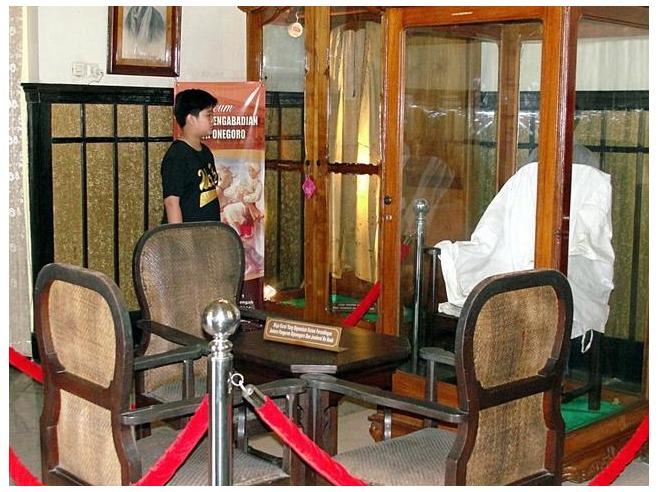 Monumen Diponegoro Sasana Wiratama Wisata Yogyakarta Museum Petilasan P Magelang