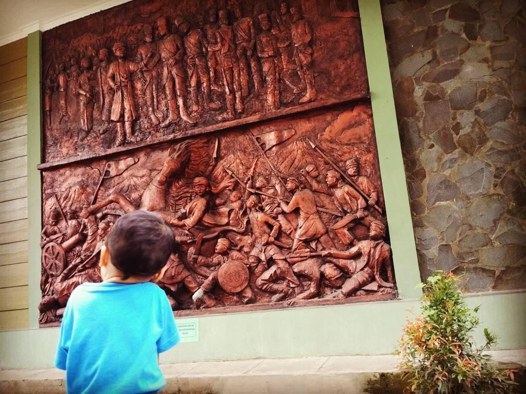 Monumen Sasana Wiratama Diponegoro Menilik Kisah Perjuangan Pangeran Diponegeoro Museum