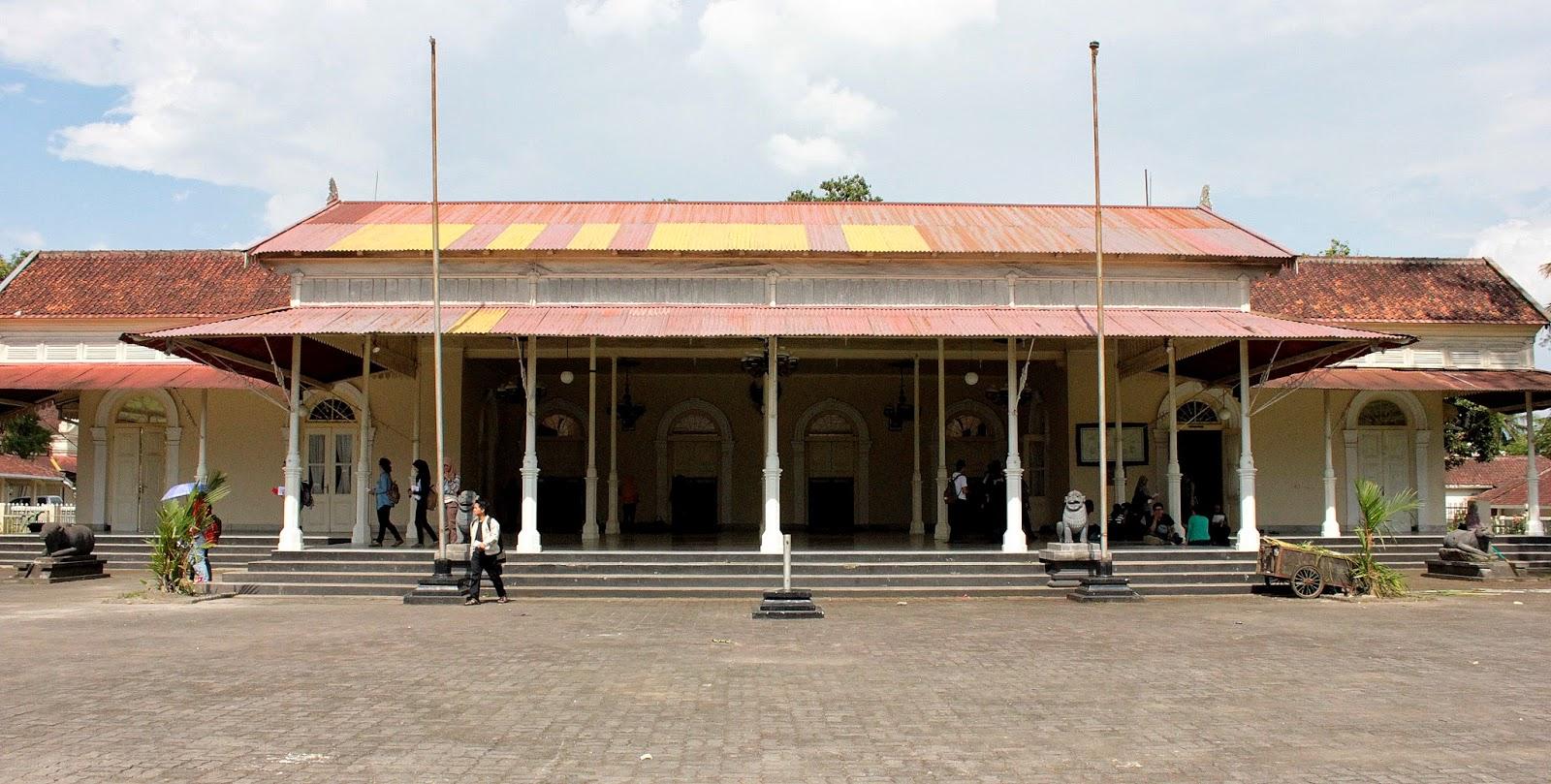 Museum Diponegoro Kabupaten Magelang Provinsi Jawa Tengah Kab