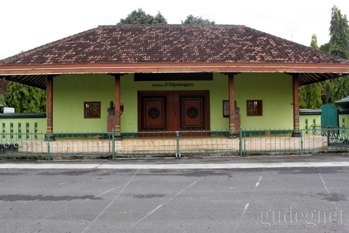 Museum Monumen Pangeran Diponegoro Sasana Wiratama Yogyakarta Yogya Kab Magelang