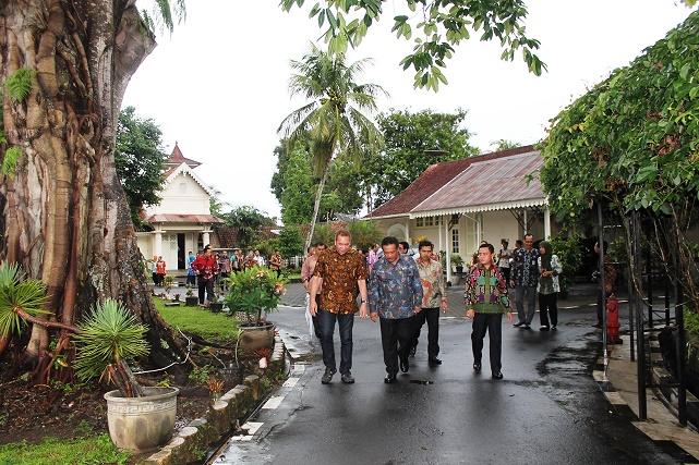 Pengembangan Museum Bpk Disinergikan Diponegoro Kab Magelang