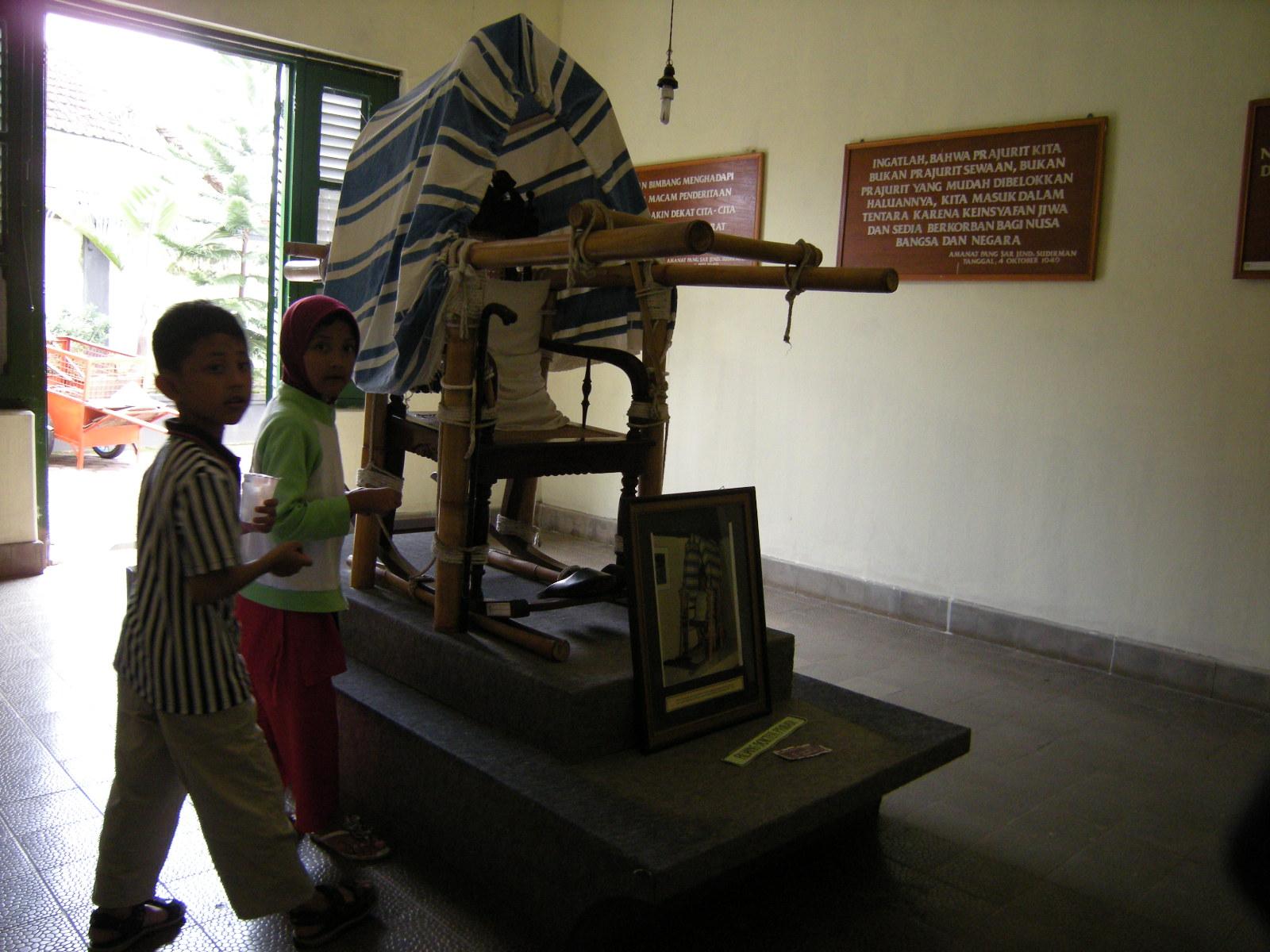 Sahabat Alam Museum Sudirman Kota Magelang Panglima Besar Memiliki Objek