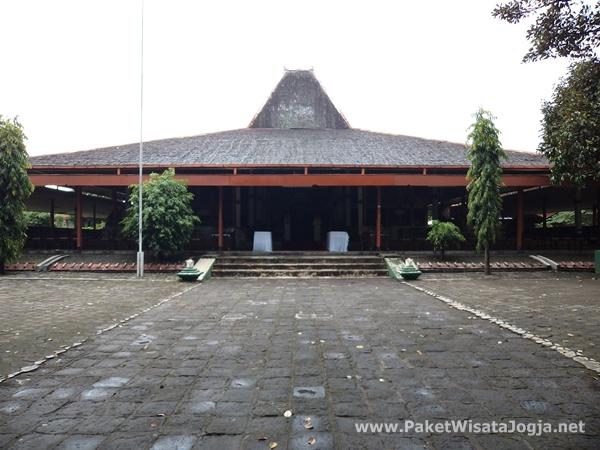 Sasana Wiratama Hilmi Tour Travel Tampak Depan Museum Diponegoro Kab