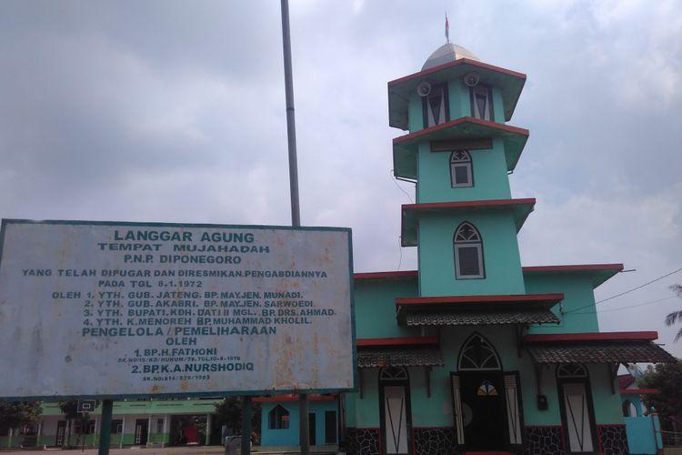 Tapak Tilas Jejak Dakwah Pangeran Diponegoro Masjid Langgar Agung Peninggalan