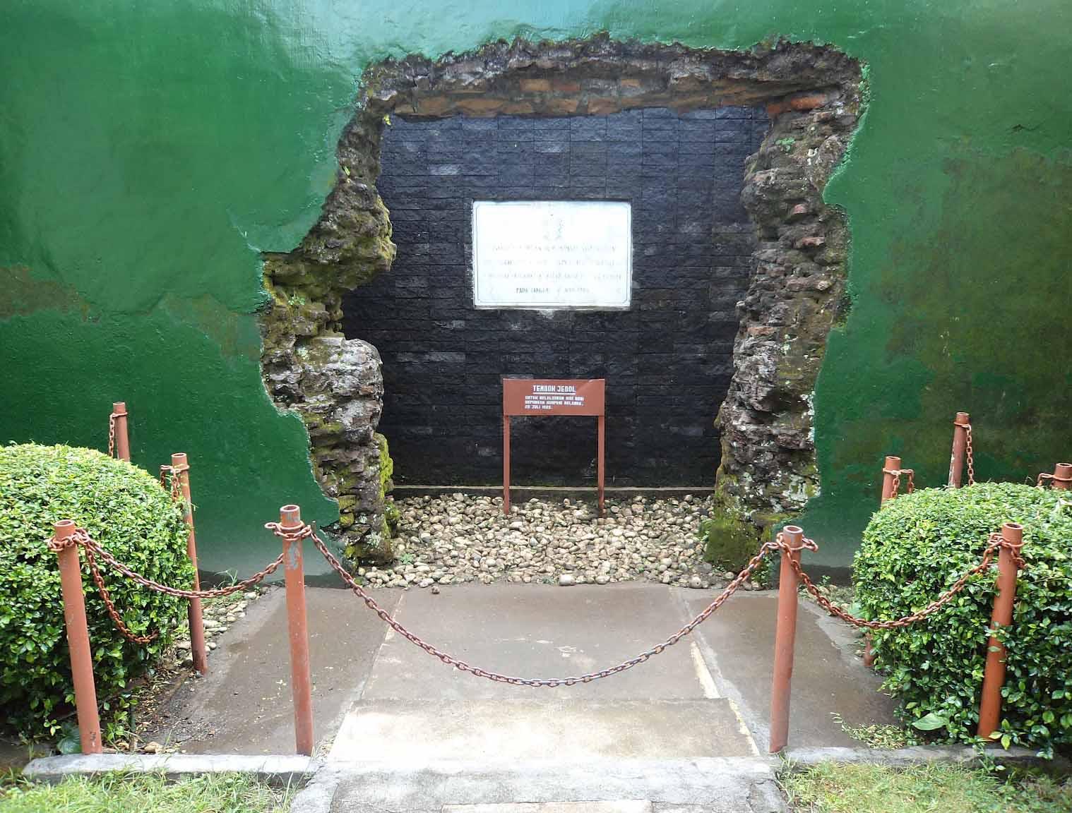 Wisata Edukasi Pelajar Pendidikan Yogyakarta Kunjungi Museum Diponegoro Kab Magelang