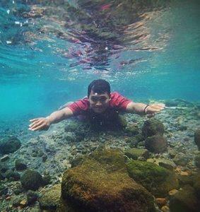 11 Gambar Spot Underwater Magelang Airnya Sebening Tatapan Ndas Gending