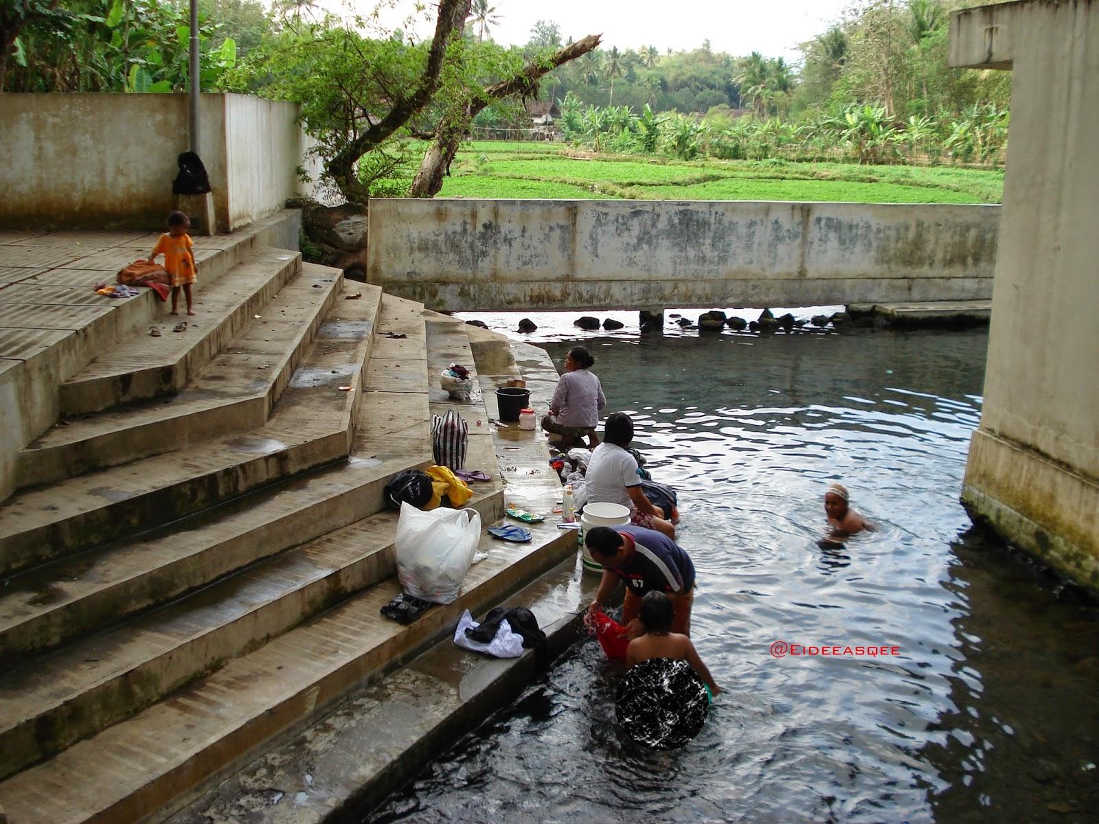 Gending Dusun Ganjuran River Springs Tirta Raya Rumah Rumahan Sich