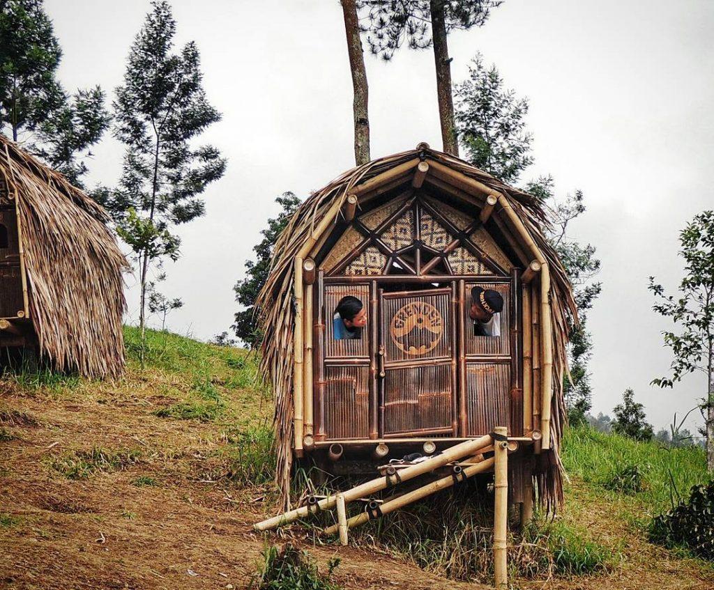 Limakaki Kawasan Wisata Magelang Cocok Libur Lebaran Kamu Bukit Grenden