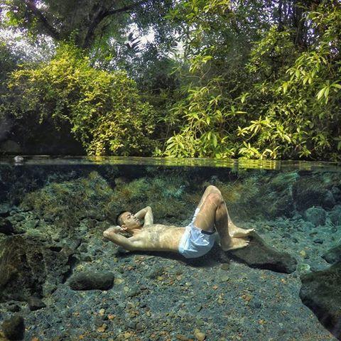 Limakaki Lima Lokasi Wisata Water Spot Magelang Ketika Sampai Sumber