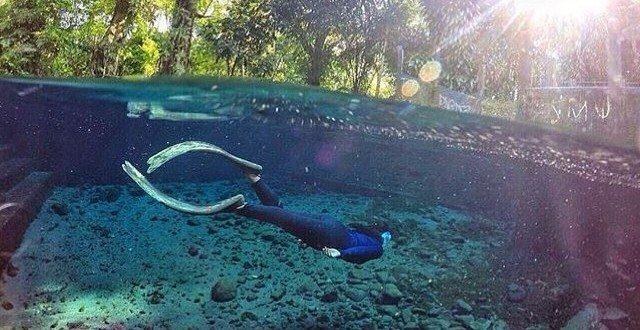 Limakaki Lima Lokasi Wisata Water Spot Magelang Lokasinya Berada Desa