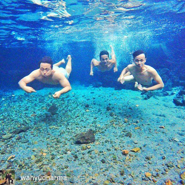 Ndas Gending Kolam Sumber Mata Air Menyegarkan Instagram 2gending Tubing