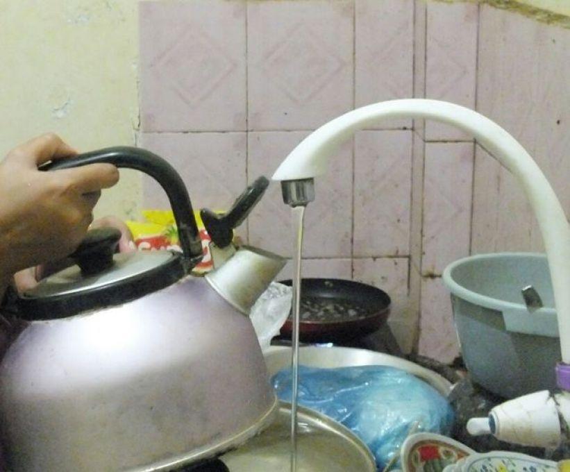 Sorotmagelang Media Berita Online Magelang Warga Kaligoro Komplain Air Susah
