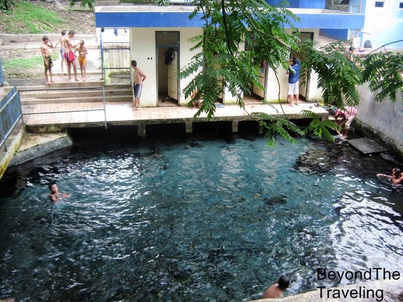 Traveling Ndas Gending Alternatif Berenang Magelang Kolam Pemandian Laki Kab