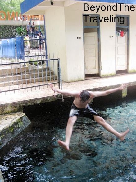 Traveling Ndas Gending Alternatif Berenang Magelang Tulisan Ryan Mata Air