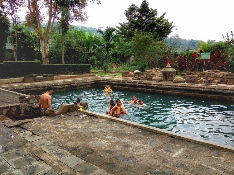Wisata Magelang Dinas Kebudayaan Pariwisata Jawa Tengah Ngadem Ndas Gending