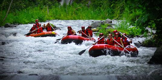 Arung Jeram Magelang Rafting Bingo Adventure 0813 2577 Share Sungai
