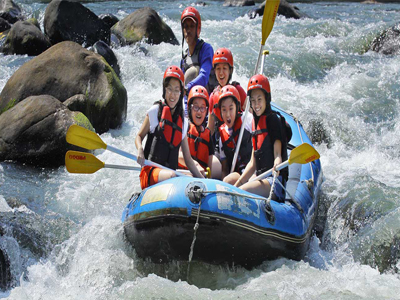 Biaya Arung Jeram Rafting Magelang Tempat Wisata Sungai Elo Progo