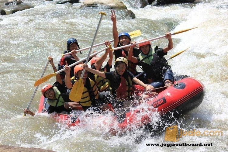 Biaya Arung Jeram Sungai Elo Harga Magelang Kab Sun Travel