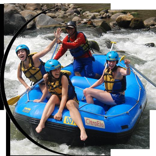 Citraelo Rafting Arung Jeram Sungai Elo Progo Magelang Ello Kab