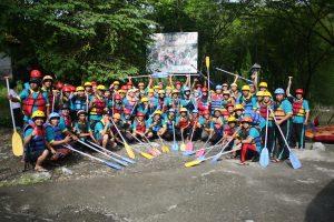 Citraelo Rafting Sungai Elo Progo Magelang Indonesia Nirwana Pemesanan Hub