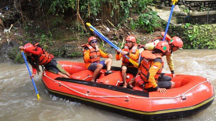 Dua Korban Hanyut Sungai Sono Elo Kabupaten Magelang Ditemukan Rafting