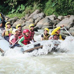 Jual Wisata Tour Jogja Rafting Sungai Elo Lapak Venus Ello