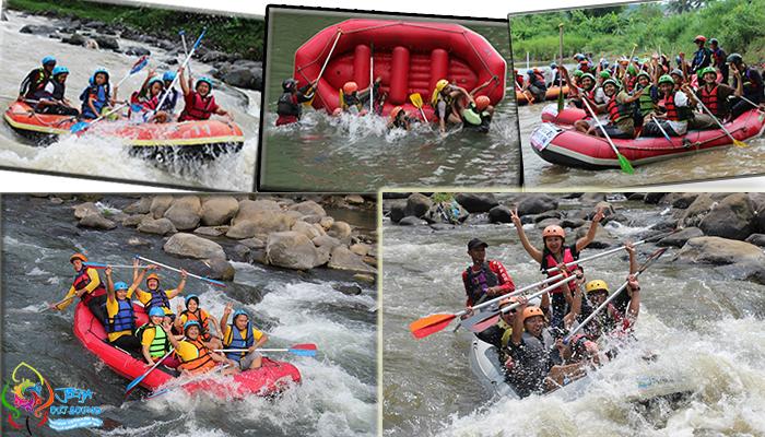Paket Rafting Sungai Elo Magelang Biaya Ello Kab