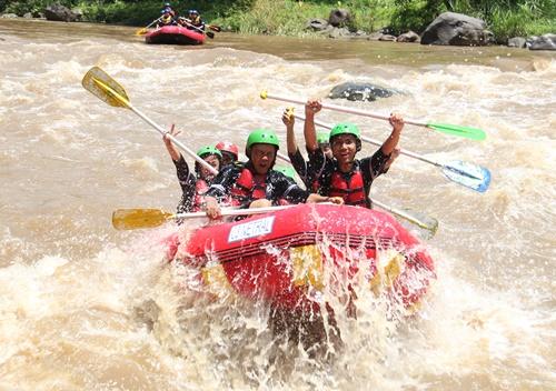 Pengalaman Rafting Sungai Elo Magelang Jawa Tengah Yosefkrisna Ello Kab